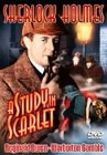 DVD - Study in Scarlet