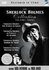 DVD - Sherlock Holmes Collection Vol. 3 - Rathbone/Bruce