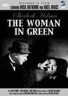 DVD - MPI Sherlock Holmes: The Woman in Green