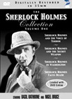 DVD - Sherlock Holmes Collection Vol. 1 - Rathbone/Bruce