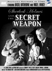 DVD - MPI Sherlock Holmes and the Secret Weapon