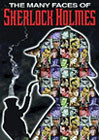DVD - The Many Faces of Sherlock Holmes hosted by Christopher Lee