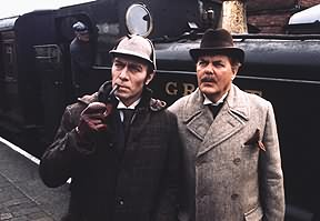 Christopher Plummer The Canadian Holmes